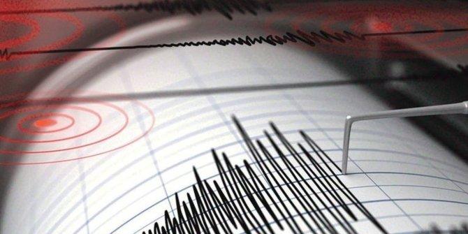 Ekvador'da 7.7 büyüklüğünde deprem meydana geldi