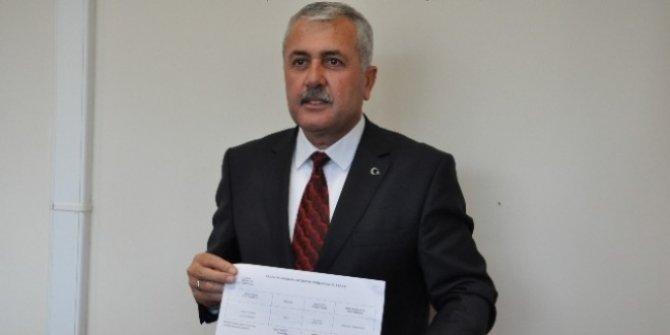 İhraç edilmek istenen MHP'li istifa etti