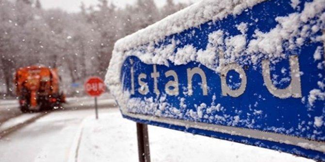 Bu geceye dikkat! Kar geliyor!