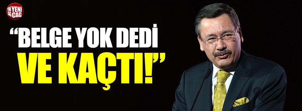 """CHP'li Gamze Taşçıer: """"Gökçek 'belge yok' diyerek kaçtı"""""""