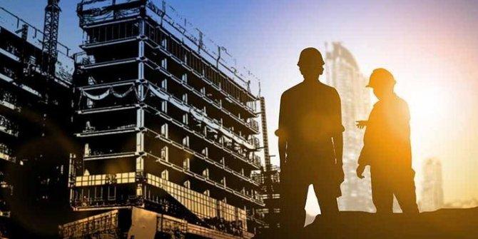 İnşaat sektörüne güvende büyük düşüş!