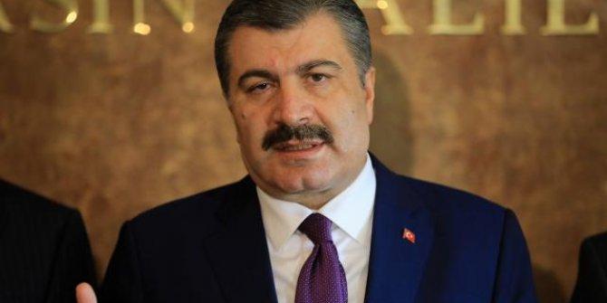 Sağlık Bakanı Koca'dan Yıldız Tilbe'ye 'bedava grip ilacı' yanıtı