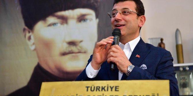 """Ekrem İmamoğlu: """"Dua edelim bu şehirde deprem olmasın"""""""