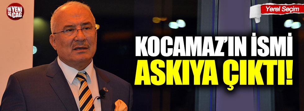 Burhanettin Kocamaz'ın ismi askıya çıktı!