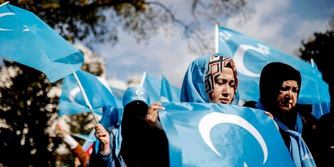 """""""Çin, Doğu Türkistan'da ABD teknolojisi ile DNA topladı"""""""