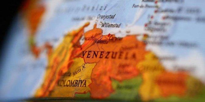 ABD'den Venezuela'ya yaptırım