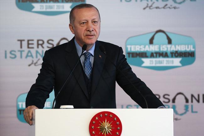 Cumhurbaşkanı Erdoğan'dan bir Yap-İşlet-Devret projesi daha!