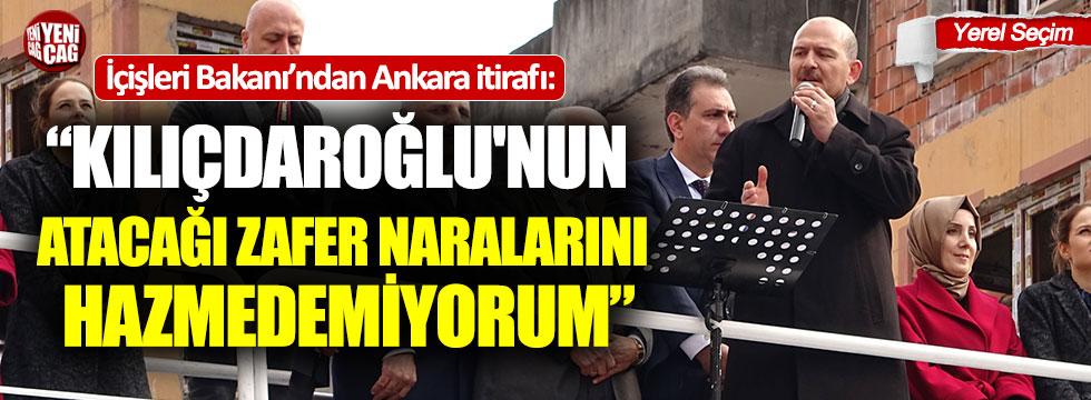 """""""Kılıçdaroğlu'nun Ankara'da zafer naraları atacağı fotoğrafı hazmedemiyorum"""""""