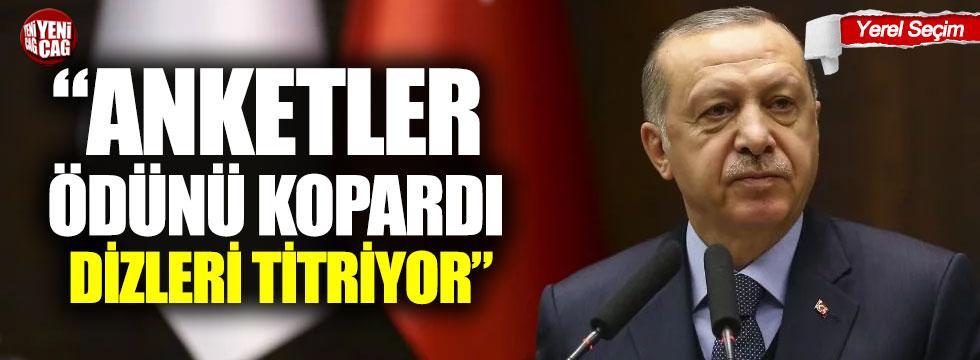"""Karamollaoğlu'ndan Erdoğan'a: """"Anketler ödünü kopardı dizleri titriyor"""""""