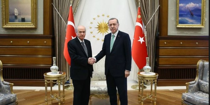 Ey Erdoğan, Ey Bahçeli saldırı sizin eserinizdir