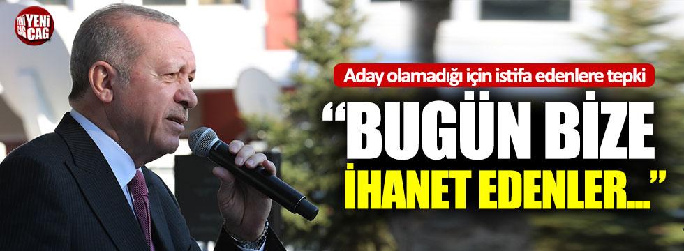 Cumhurbaşkanı Erdoğan'dan yeni parti açıklaması