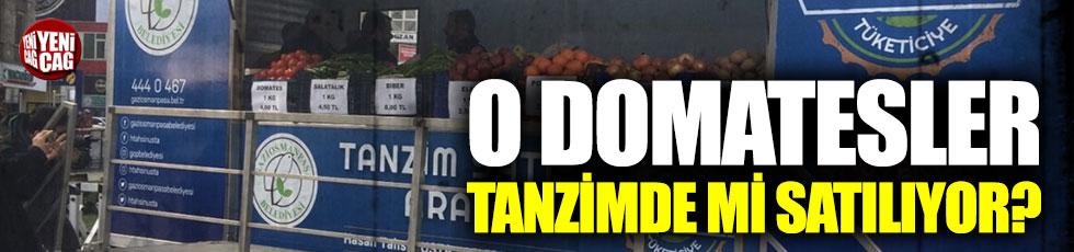"""""""Ruslar'ın iade ettiği domatesler tanzimde mi satılıyor?"""""""