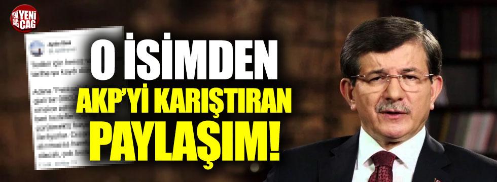 AKP'yi karıştıran 'Pelikan' paylaşımı