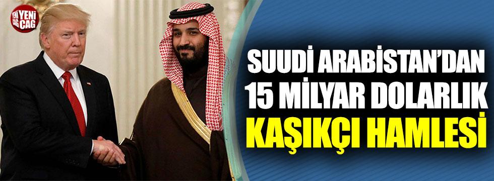 Suudi Arabistan'a Kaşıkçı baskısından kurtulmanın maliyeti 15 milyar dolar
