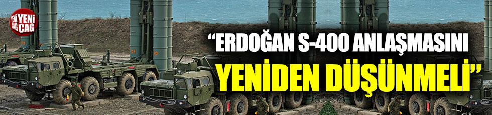 Times: Erdoğan S-400 anlaşmasını yeniden düşünmeli
