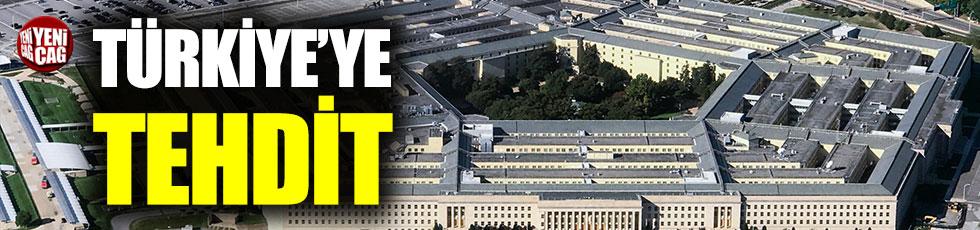 Pentagon'dan Türkiye'ye S-400 tehdidi