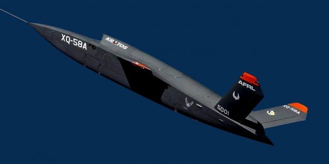 İnsansız savaş uçağının testlerine başladılar