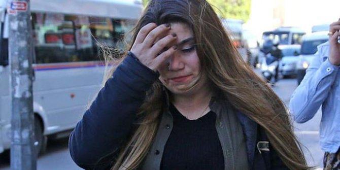 Adana'da kadına iş yerinde darp