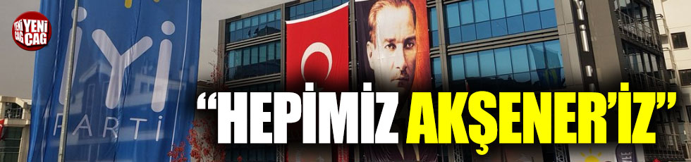 Erdoğan'ın, Meral Akşener çıkışına İYİ Parti'den açıklama