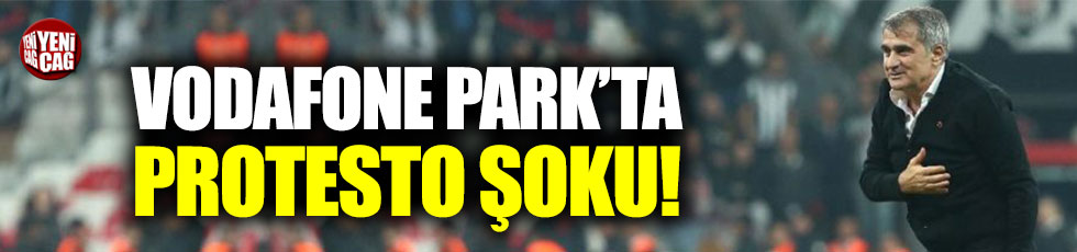 Beşiktaş taraftarından Şenol Güneş'e küfürlü tepki