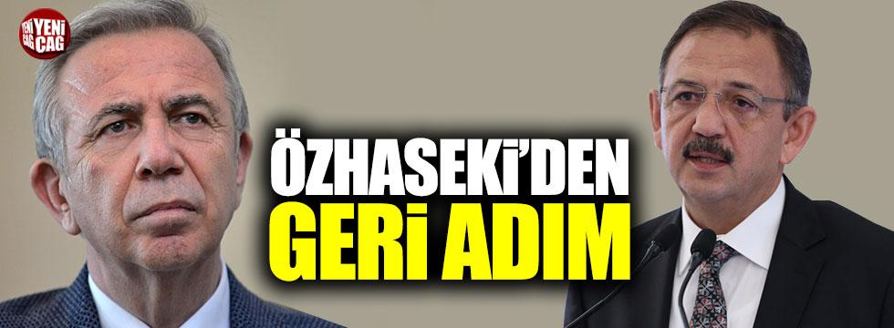 Mansur Yavaş ve Mehmet Özhaseki TV'de tartışacak mı?