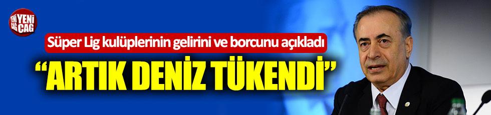 """Mustafa Cengiz: """"Artık deniz tükendi"""""""