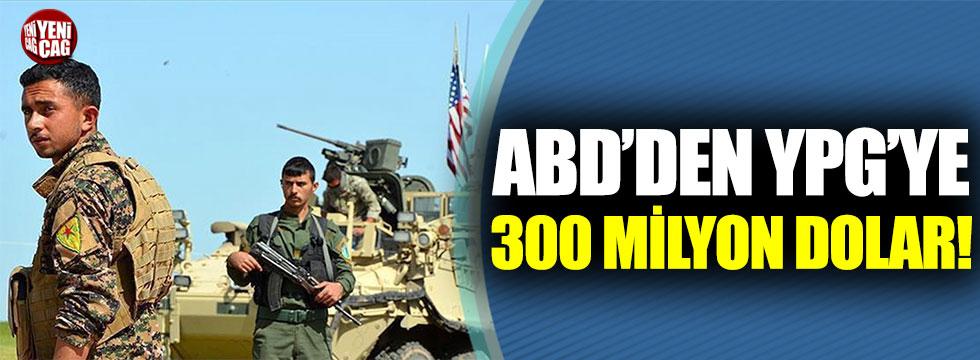 ABD'den YPG'ye 300 milyon dolar kaynak!