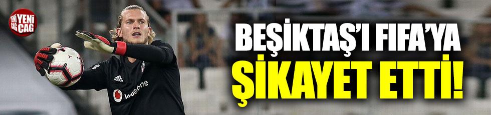Karius için flaş iddia: Beşiktaş'ı FIFA'ya şikayet etti