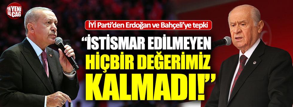 İYİ Parti'den Bahçeli'ye Mansur Yavaş cevabı