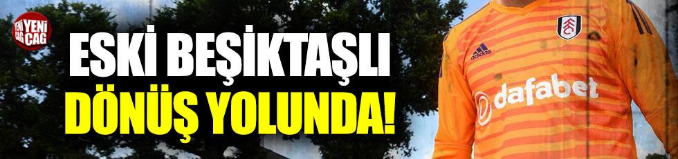 Fabri Beşiktaş'a dönüyor!