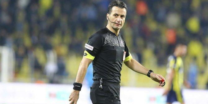 Süper Lig'de 26. haftanın hakemleri belli oldu