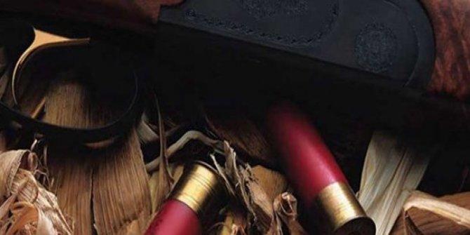 Komşusunu av tüfeğiyle öldürüp teslim oldu