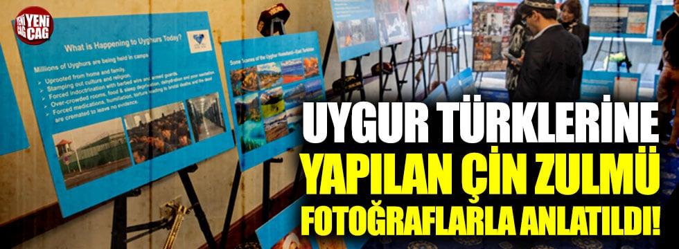 Uygur Türklerine yapılan Çin zulmü fotoğraflarla anlatıldı