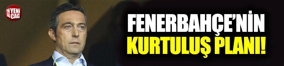 Fenerbahçe'nin kurtuluş planı hayata geçiriliyor