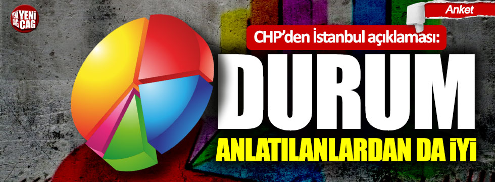 """Özgür Özel'den İstanbul açıklaması: """"Durum anlatılanlardan da iyi"""""""