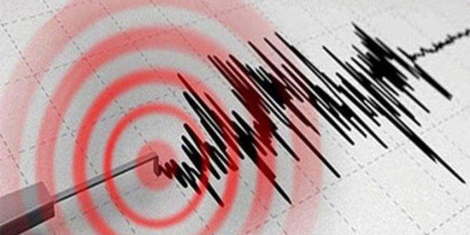 Muğla'da 3,7 büyüklüğünde deprem