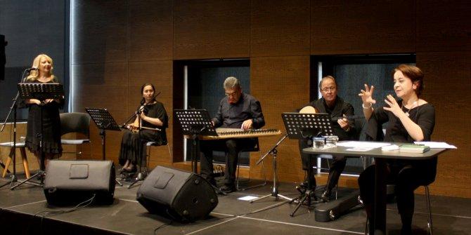 Klasik Türk Müziğinin güfteleri müzikseverlerle buluştu
