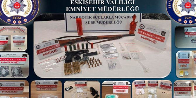4 ilde uyuşturucu operasyonu: 44 gözaltı