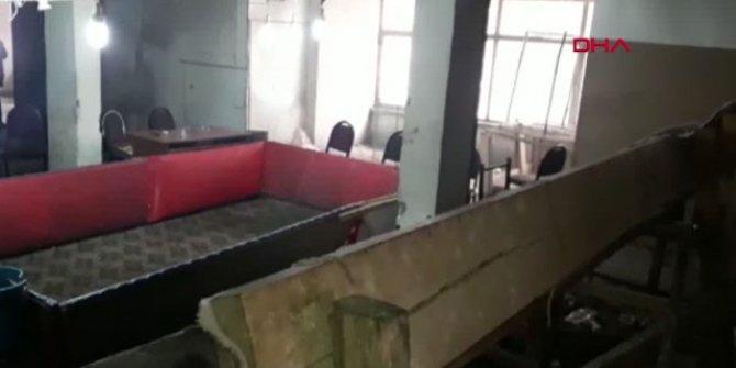 Van'da 'horoz dövüşü' operasyonu