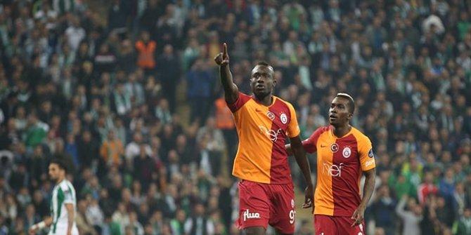 Galatasaray'dan deplasmanda harika dönüş