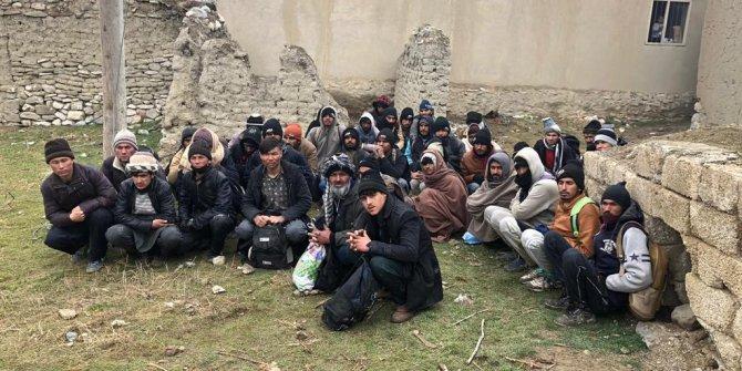 Van'da 251 düzensiz göçmen yakalandı