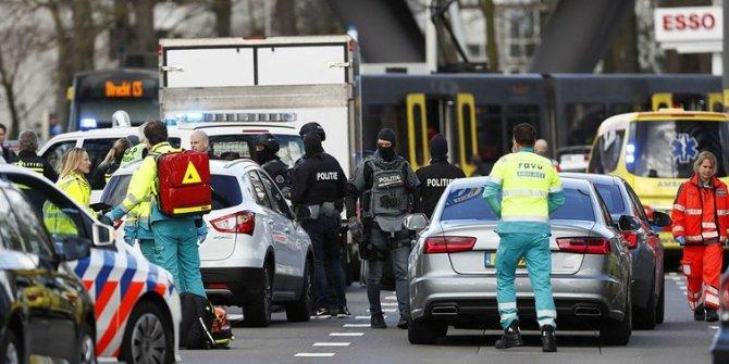 Hollanda'daki saldırgan yakalandı