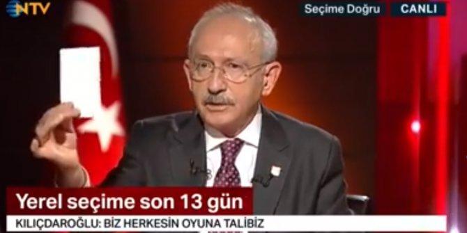 """Kemal Kılıçdaroğlu: """"Ülkeyi 17 yılda soğan kuyruğuna nasıl soktunuz?"""""""