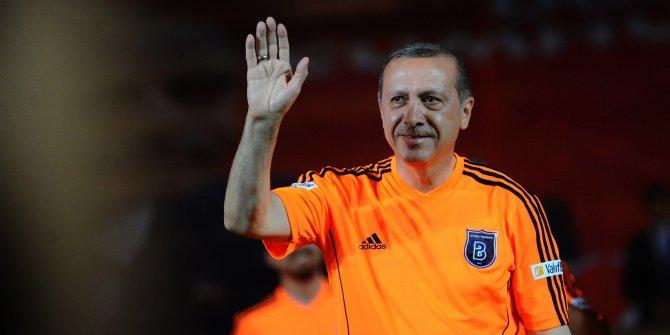 """Erdoğan'dan Başakşehir yorumu: """"Ben kurdum, şimdi şampiyon oluyor"""""""