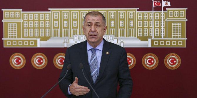 """Ümit Özdağ: """"AKP ve HDP Mansur Yavaş düşmanlığında birleşti"""""""