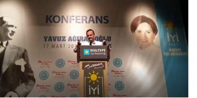 Yavuz Ağıralioğlu'ndan Erdoğan'a tepki