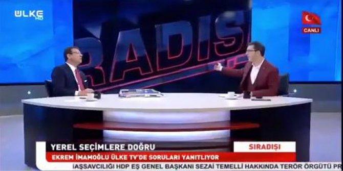 Programına çağırdı, söz hakkı tanımadı! Vatandaştan Turgay Güler'e İmamoğlu tepkisi!