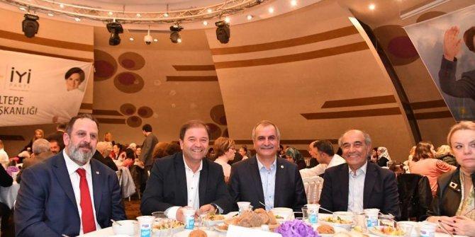 İYİ Partili Ahmet Çelik'ten iş birliğinin Maltepe adayına tam destek!