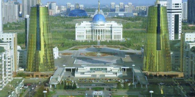 Kazakistan'da başkentin adı değişiyor