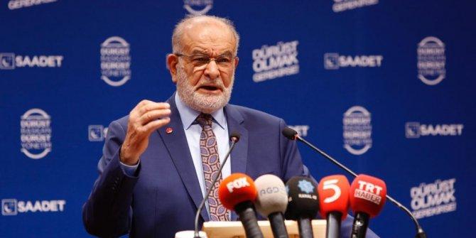"""Karamollaoğlu: """"Neymiş, Haçlı Seferi başlamış!"""""""